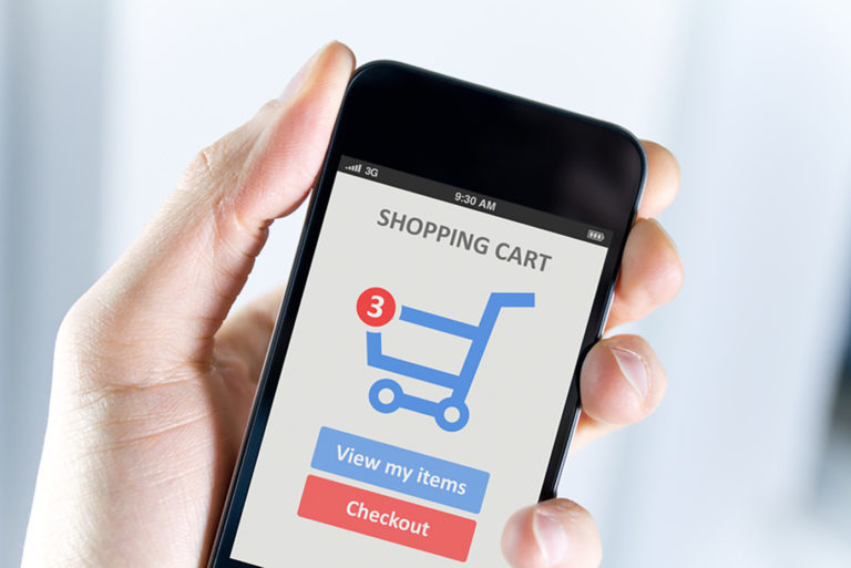 Online Shopping Mobile apps